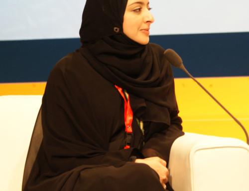 جلسة سيدات الأعمال في معرض شباب الأعمال الثالث